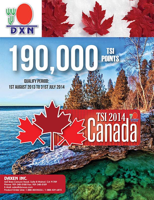 DXN USA TSI 14 Canada-eng