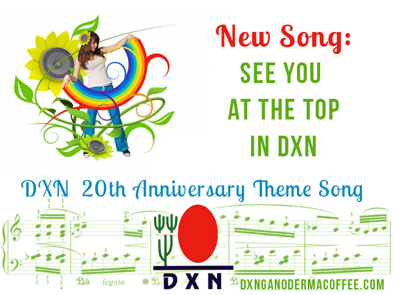 new DXN song