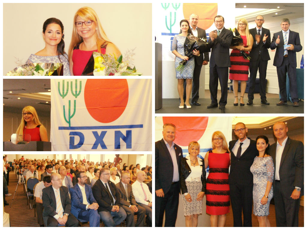 DXN Spain Andrea