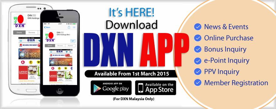 dxn-mobile-app