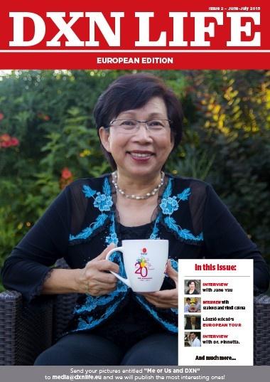 DXN Life Magazine Online