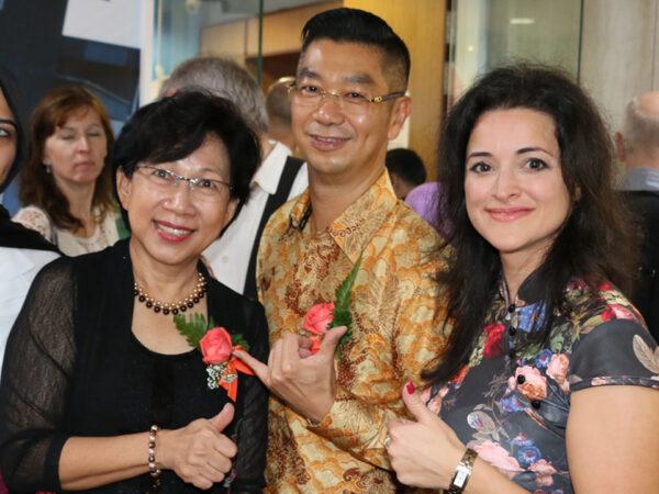 Budiman Salim DXN Crown Ambassador in Malaysia