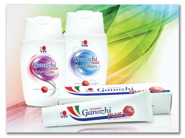 DXN Ganozhi Plus Series