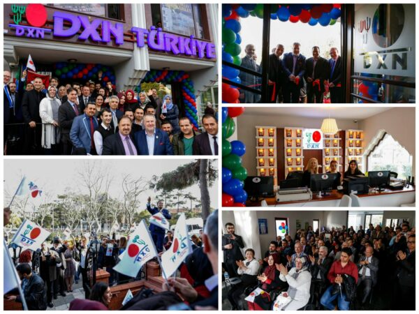 DXN_Turkey_Office_Opening_Ceremony
