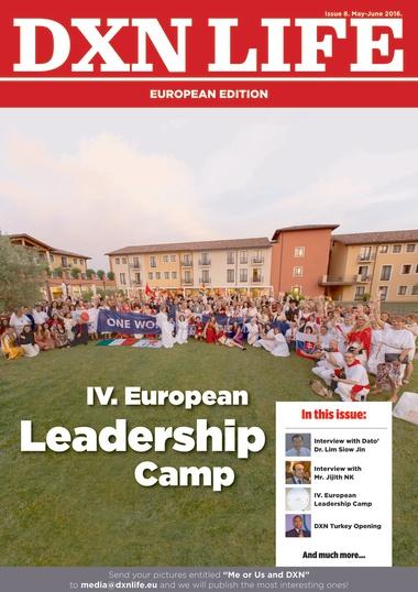 DXN Life EU Magazine