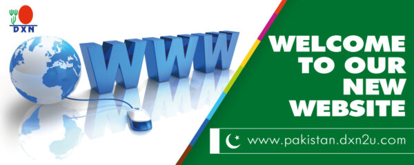 DXN Pakistan Website