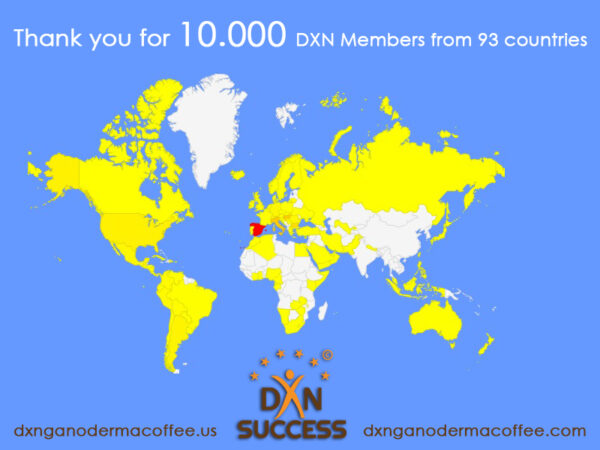 DXN Members Worldwide