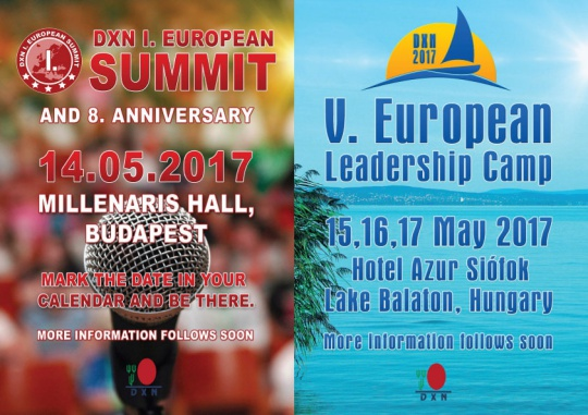 DXN European Summit