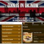 DXN UK order and registration
