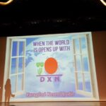 world is opens up with DXN