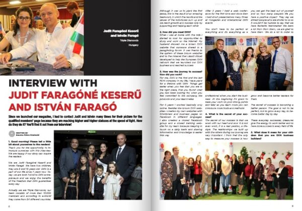 DXN interview