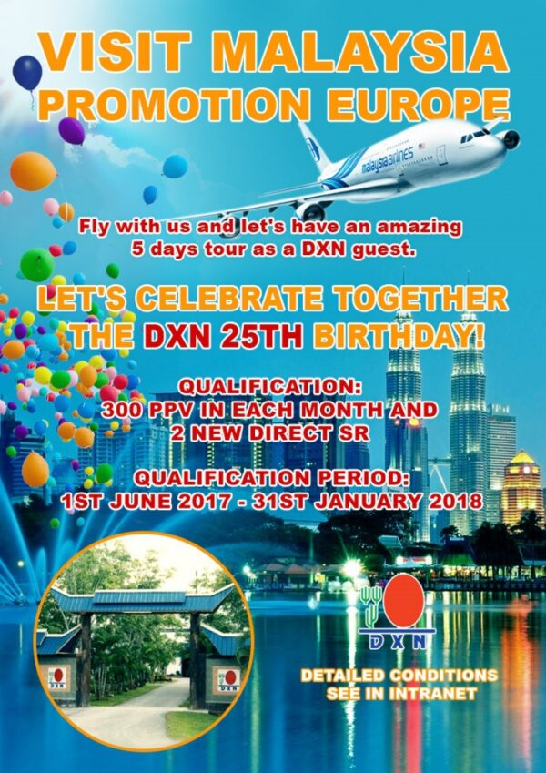 Visit Malaysia Promotion