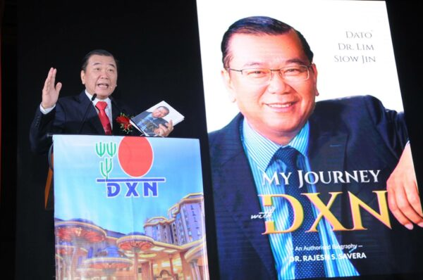 My journey with DXN
