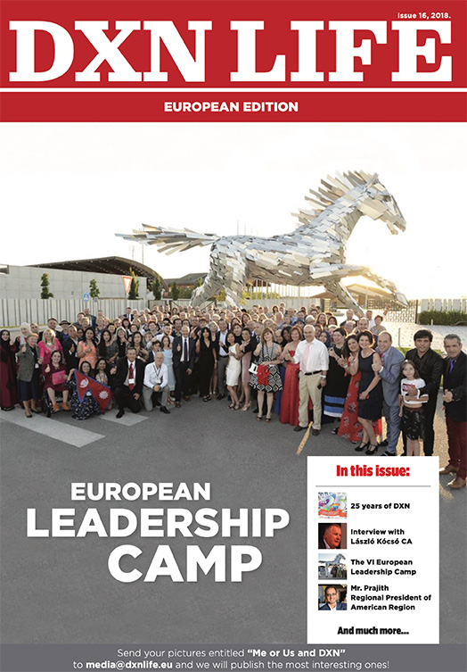DXN Life Magazine Europe