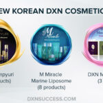 New Korean DXN Cosmetics