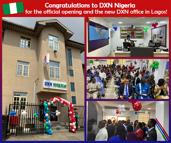 DXN Nigeria Office