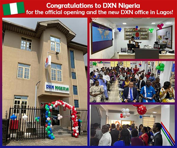 DXN Nigeria Office
